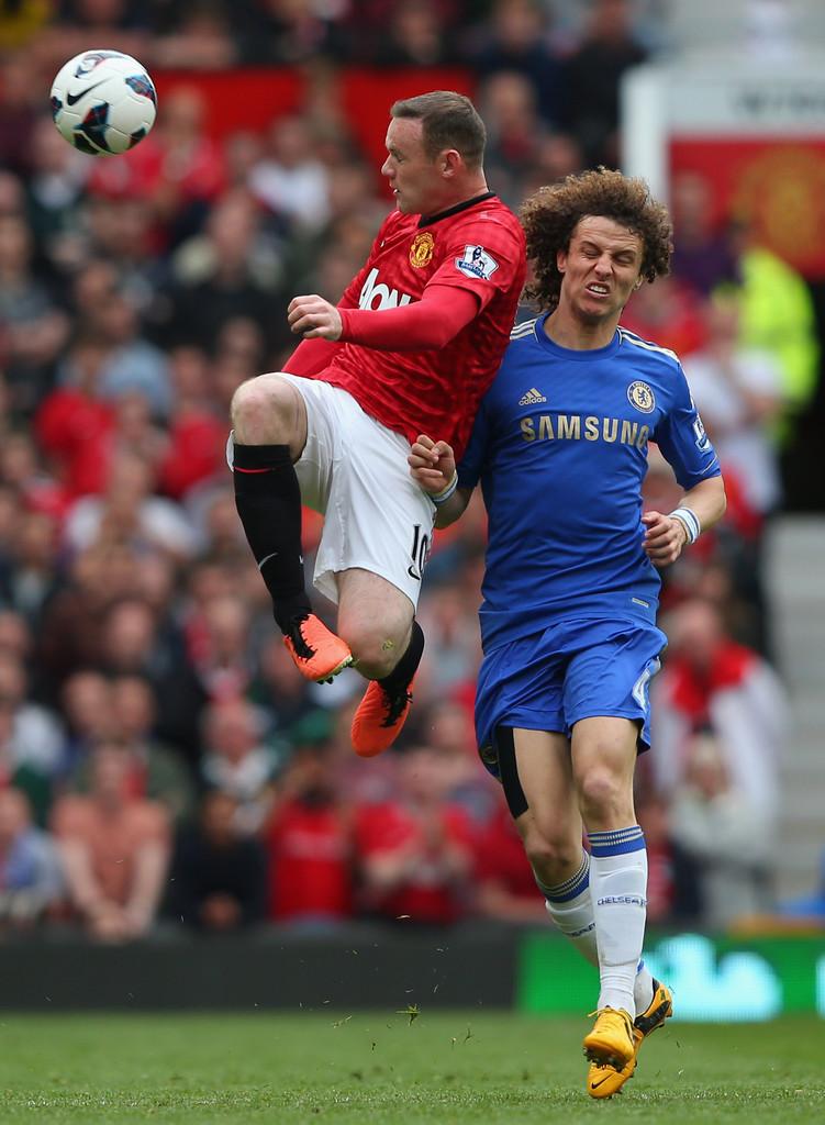 Wayne Rooney New Shoes